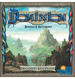 Rio Grande Games Dominion, 2nd Edition