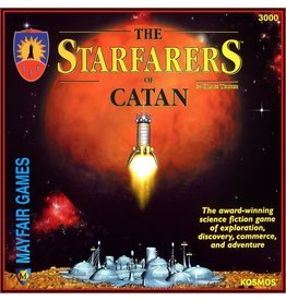 Settlers of Catan Starfarers of Catan