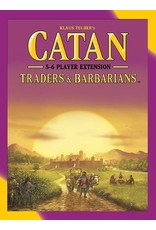 Catan Settlers of Catan: Traders and Barbarians 5-6 Player Extension