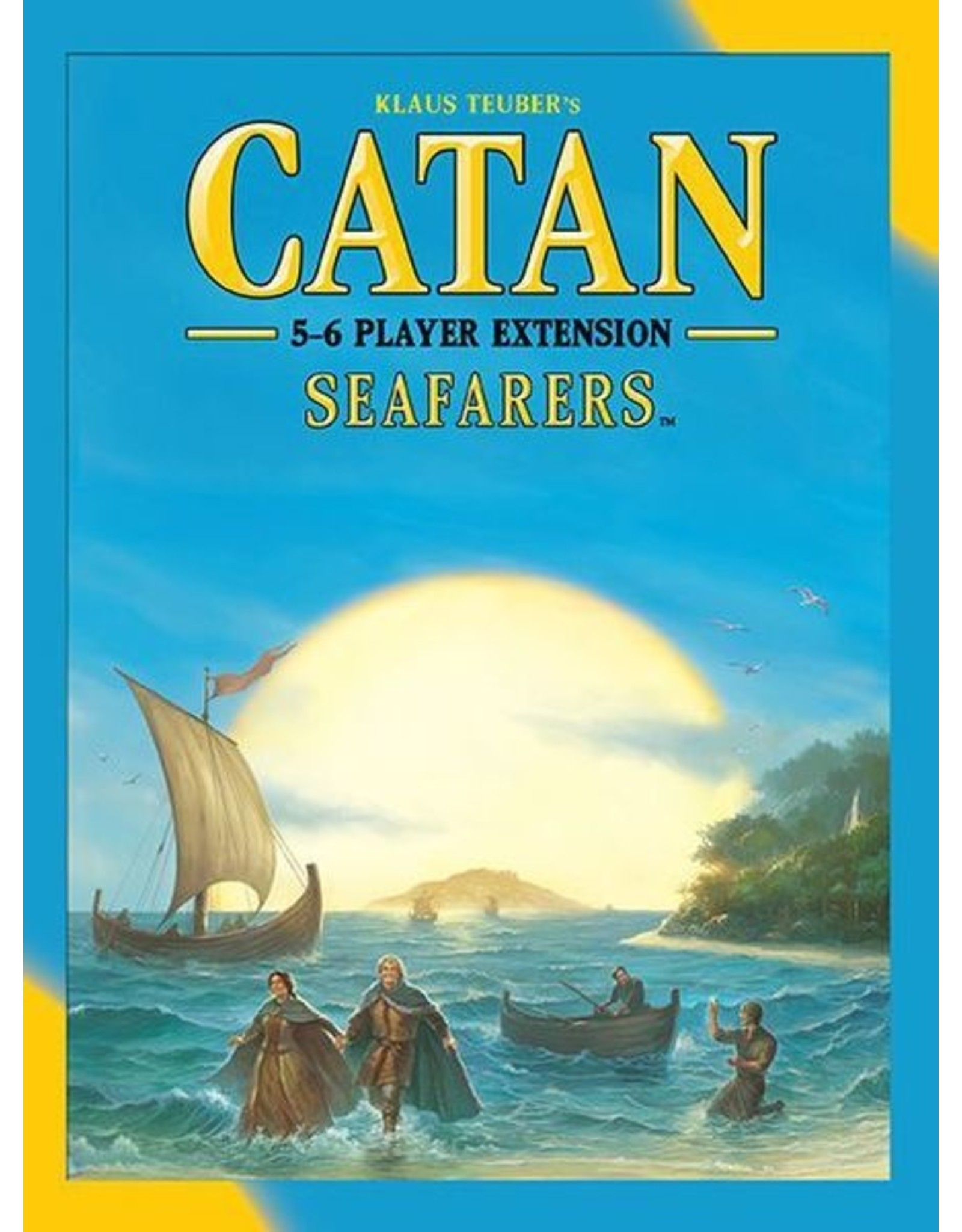 Catan Catan: Seafarers 5-6 Player Extension