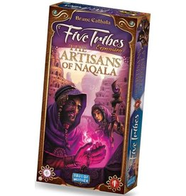 Days of Wonder Five Tribes: The Artisans of Naqala Expansion