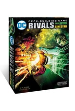 Cryptozoic DC Comics DBG: Rivals - Green Lantern VS Sinestro