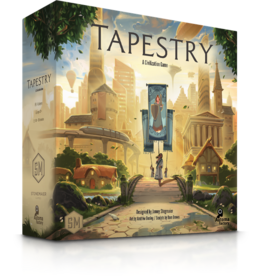 Stonemaier Games Tapestry: A Civilization Game