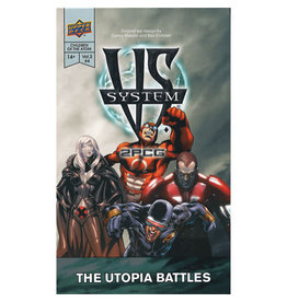 Upper Deck VS System 2PCG: Marvel Children of the Atom - The Utopia Battles