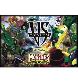 Upper Deck VS System 2PCG: Marvel Monsters Unleashed