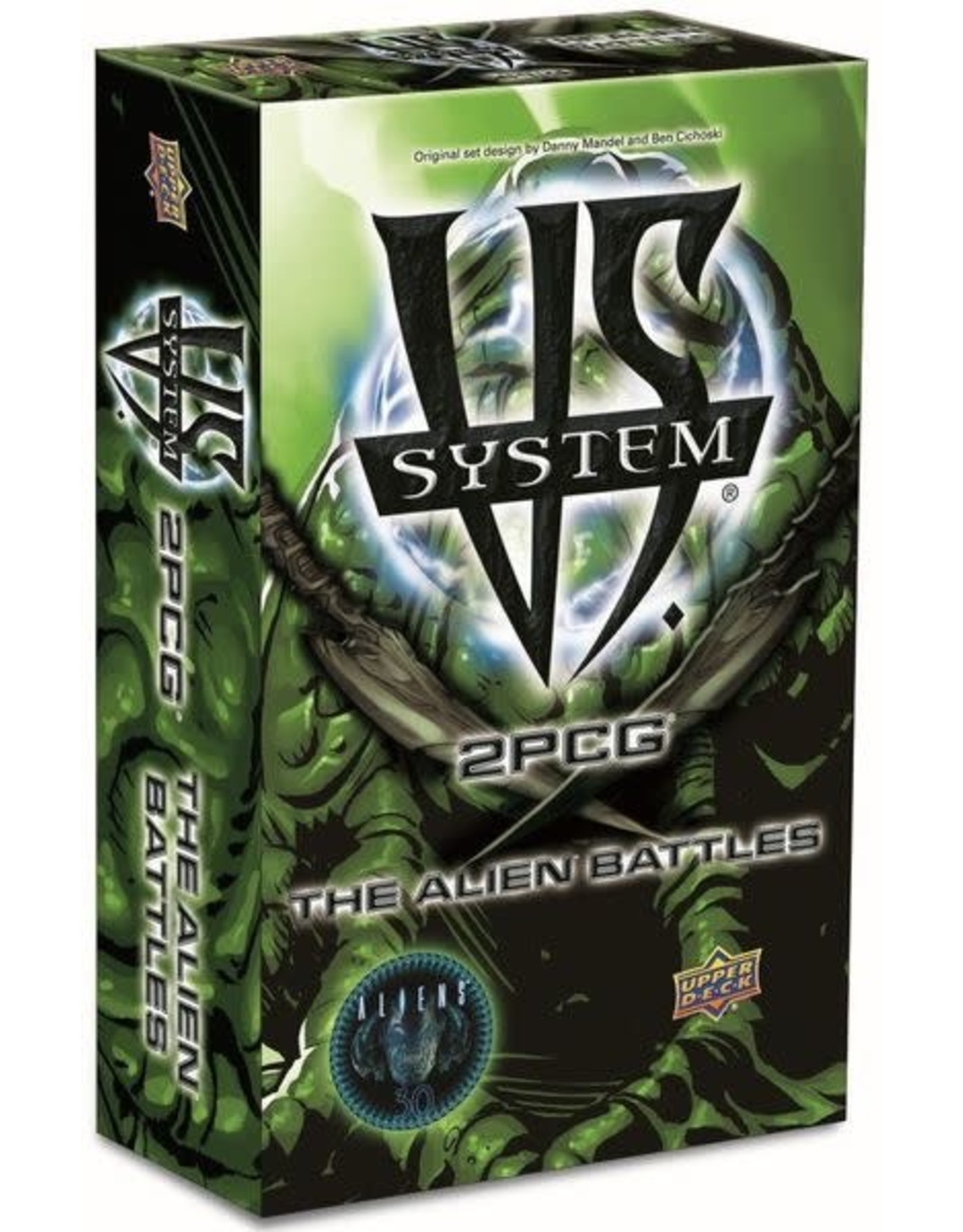 Upper Deck VS System 2PCG: The ALIEN Battles