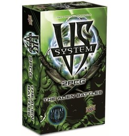 Upper Deck VS System 2PCG: The ALIEN Battles