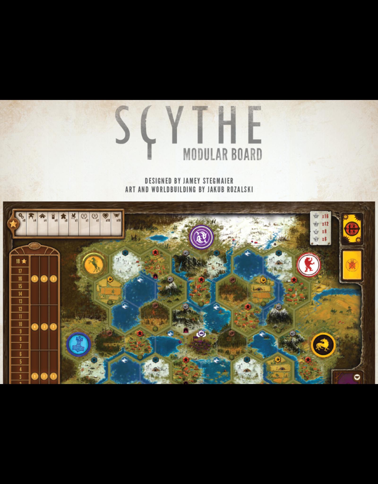 Stonemaier Games Scythe: Modular Board