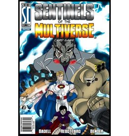 Greater/Than/Games Sentinels of the Multiverse: Enhanced 2nd Edition