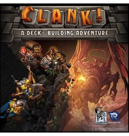 Renegade Game Studios Clank! A Deck-Building Adventure