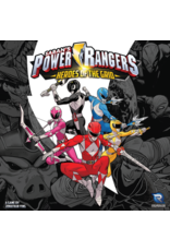 Renegade Game Studios Power Rangers: Heroes of the Grid Board Game