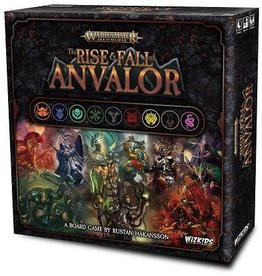 WizKids Warhammer Age of Sigmar: The Rise & Fall of Anvalor