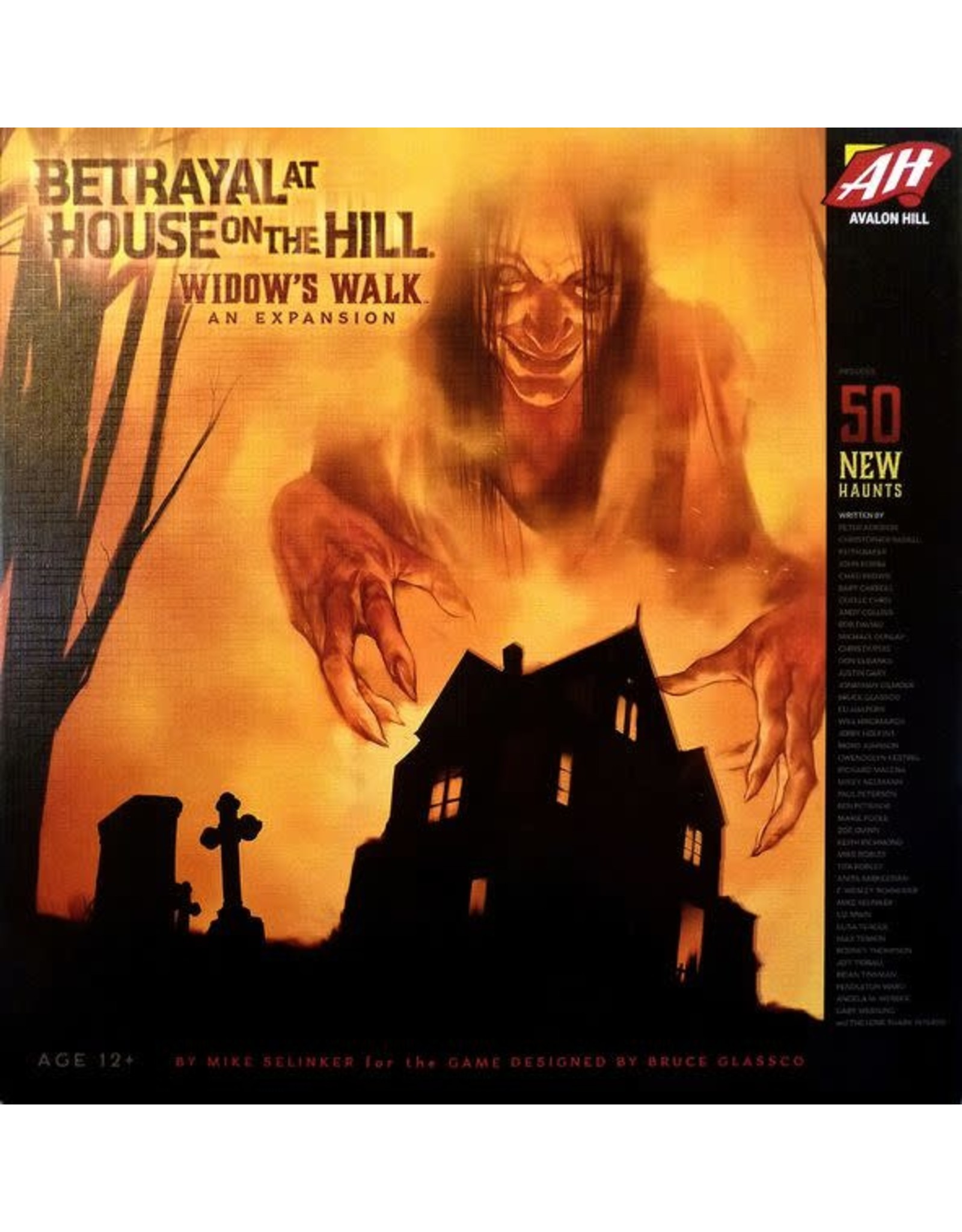 Wizards of the Coast Betrayal at House on the Hill: Widow's Walk