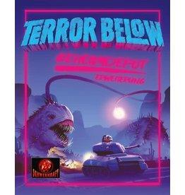Renegade Game Studios Terror Below: Hidden Cache Expansion