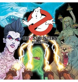 IDW Games Ghostbusters Blackout