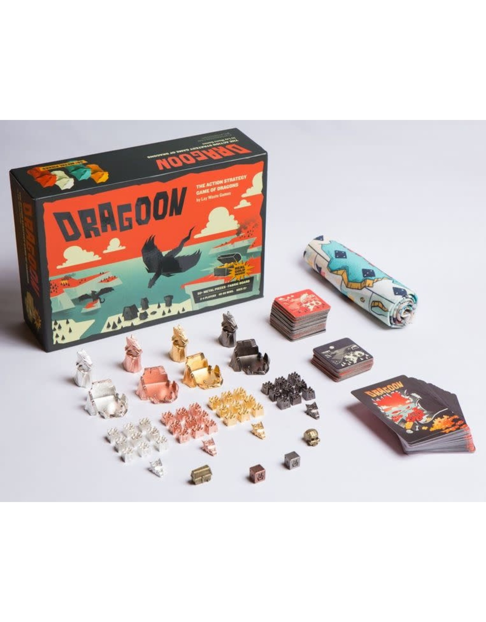 Lay Waste Games Dragoon