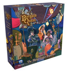 Renegade Game Studios Bargain Quest: The Black Market Expansion