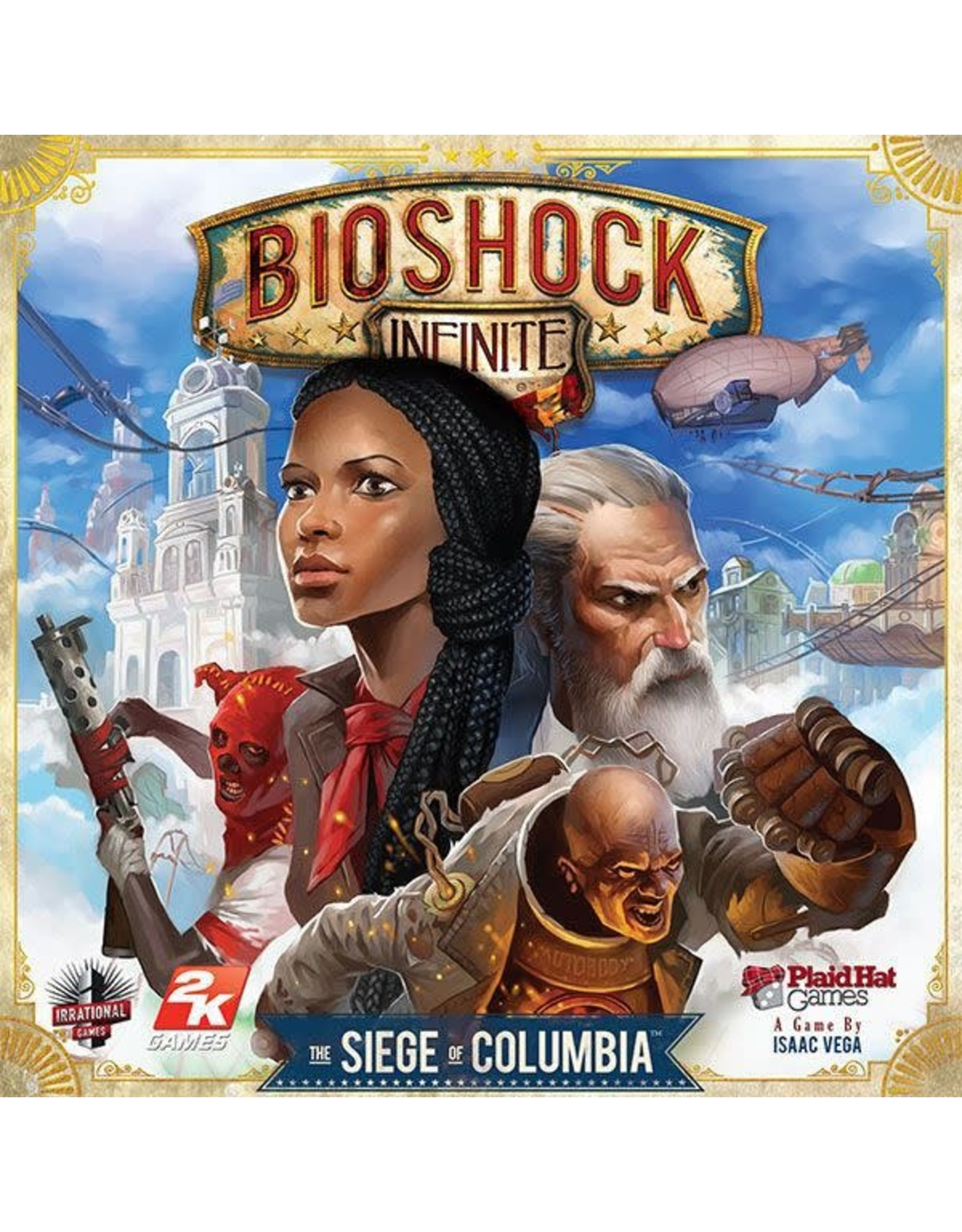 Plaid Hat Games Bioshock Infinite: The Siege of Columbia