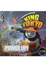 Iello King of Tokyo: Power Up Expansion 2017