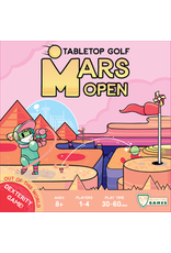 Bellwether Games Mars Open: Tabletop Golf