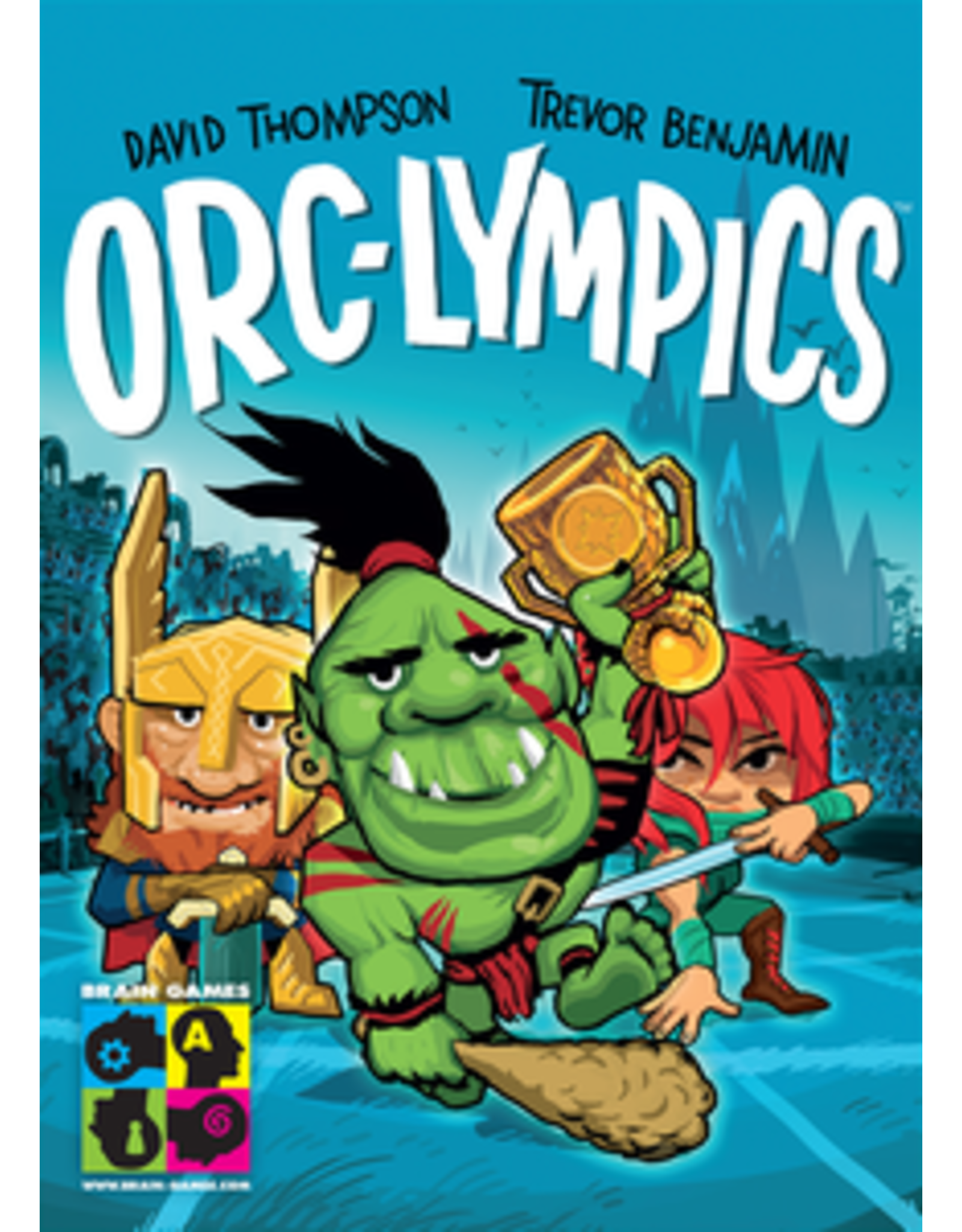 Brain Games Orc-lympics