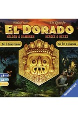 Ravensburger El Dorado: Heroes & Hexes Expansion