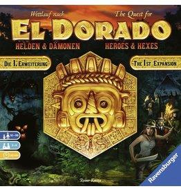 Ravensburger El Dorado: Heroes & Hexes Expansion