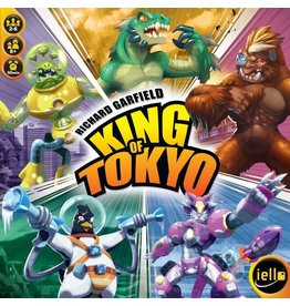 Iello King of Tokyo: 2016 Edition