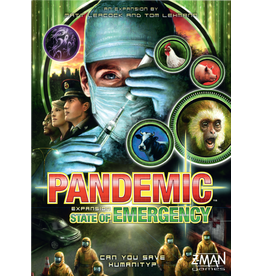 Z-Man Games Pandemic: State of Emergency