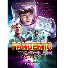 Z-Man Games Pandemic In The Lab Expansion