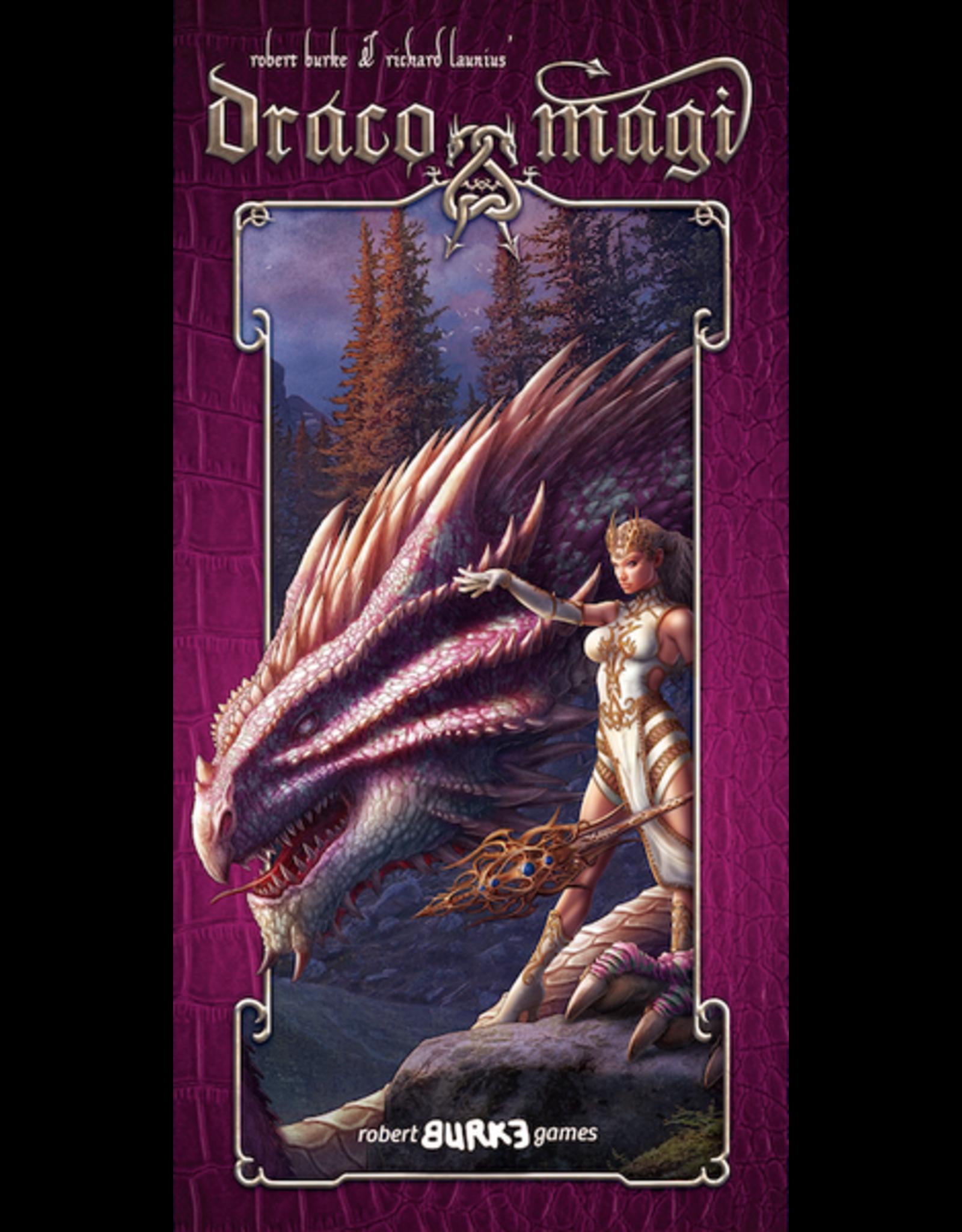 Robert Burke Games Draco Magi