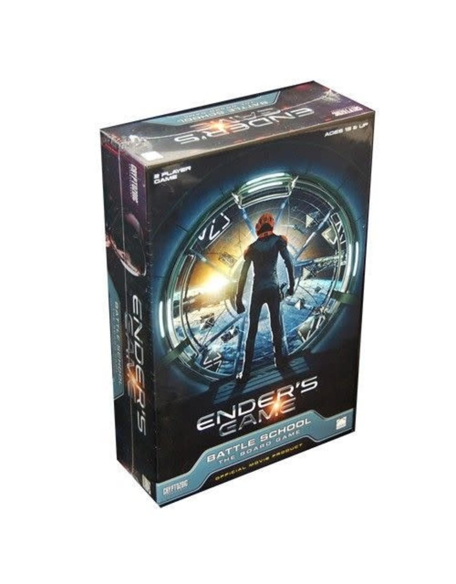 Cryptozoic Ender's Game Battle School