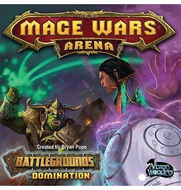 Arcane Wonders Mage Wars Arena: Battlegrounds Domination