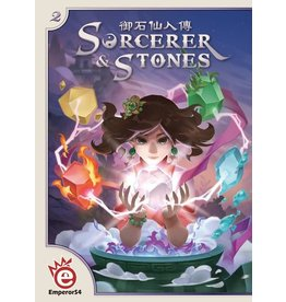 Deep Water Games Sorcerer and Stones
