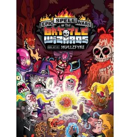 Cryptozoic Epic Spell Wars of the Battle Wizards: Duel at Mount Skullzfyre