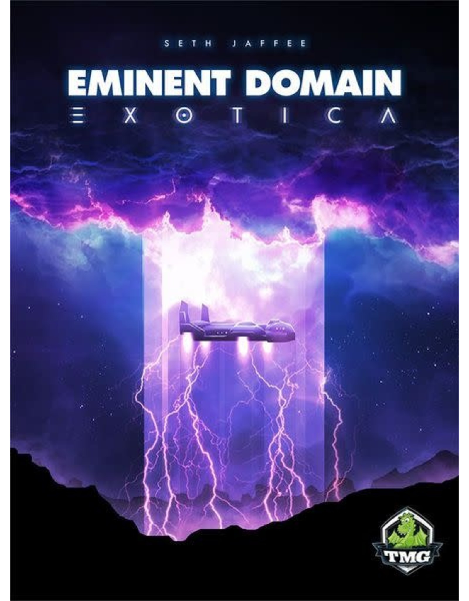 TMG Eminent Domain: Exotica Expansion