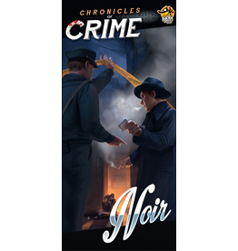 Lucky Duck Games Chronicles of Crime: Noir Expansion
