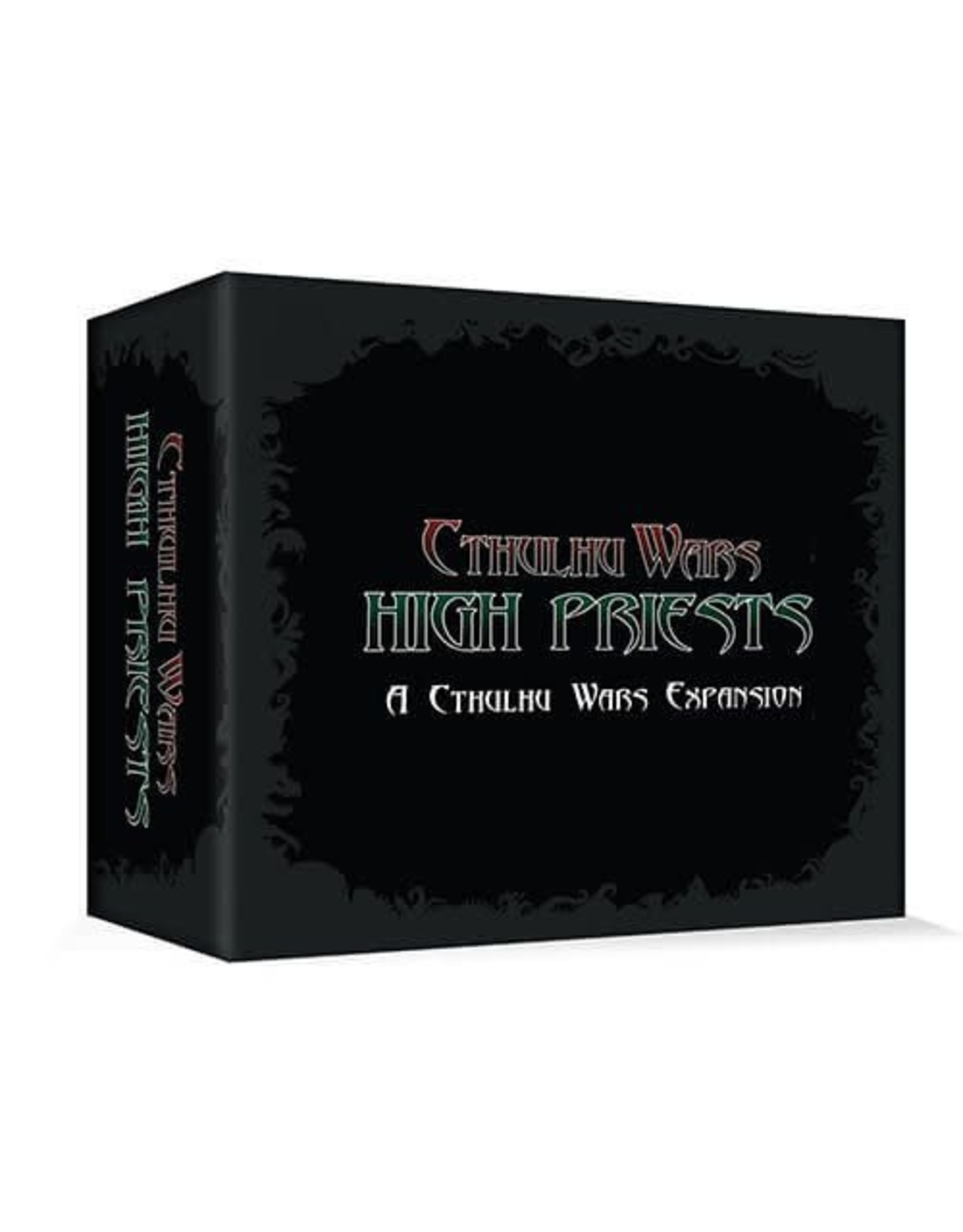 Sandy Peterson Games Cthulhu Wars: High Priest Expansion