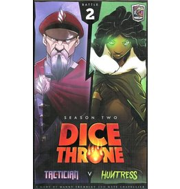 Roxley Dice Throne: Season 2 - Box 2 – Tactician v. Huntress