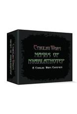 Sandy Peterson Games Cthulhu Wars: Masks of Nyarlathotep