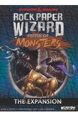Wizards of the Coast Dungeons & Dragons: Rock Paper Wizard Fistful of Monsters Expansion
