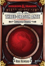 WizKids Dungeons and Dragons RPG: Three-Dragon Ante - Legendary Edition