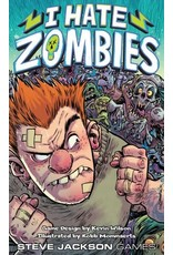 Steve Jackson Games I Hate Zombies
