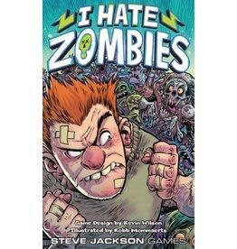 Steve Jackson Games I Hate Zombies