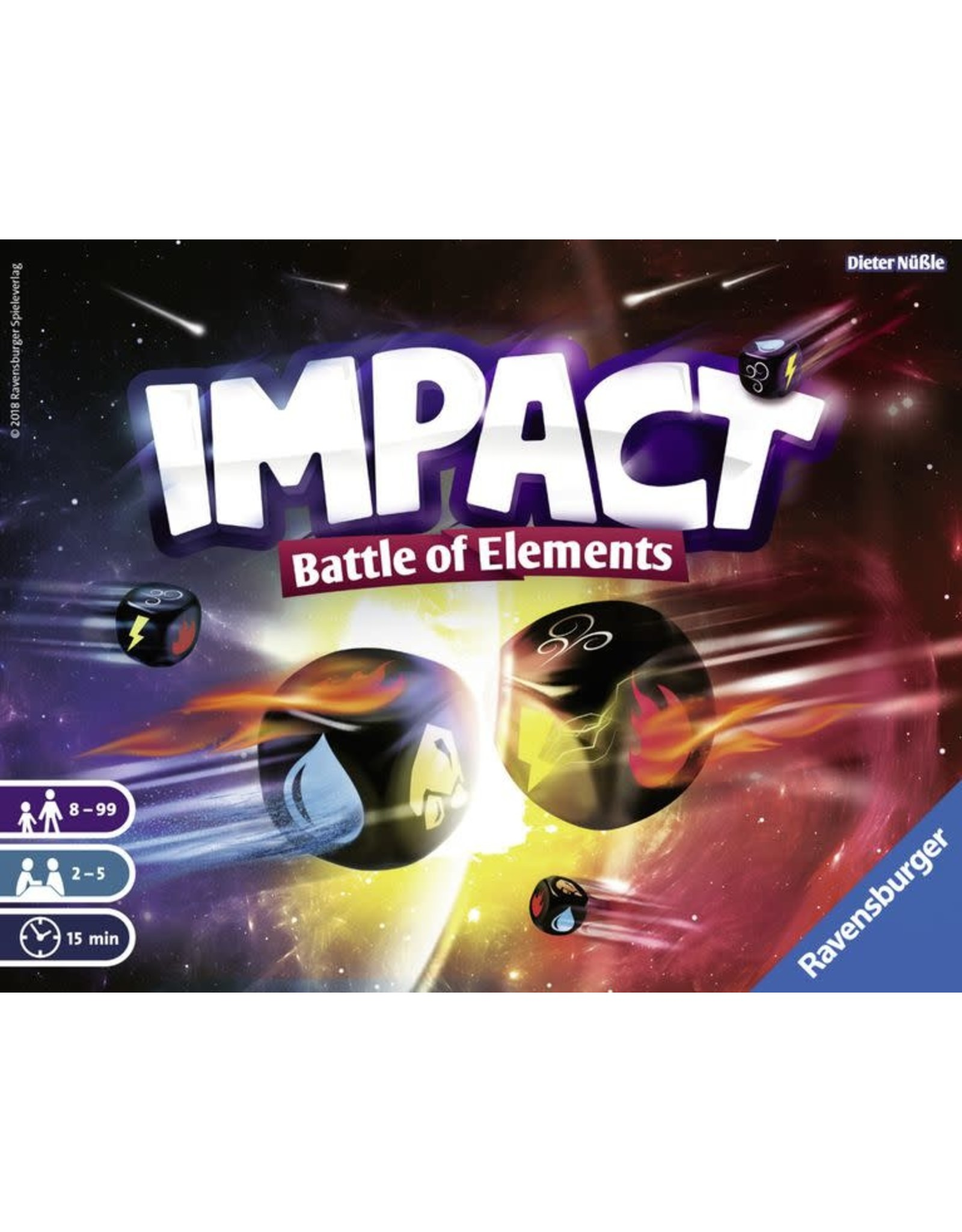 Ravensburger Impact: Battle of Elements