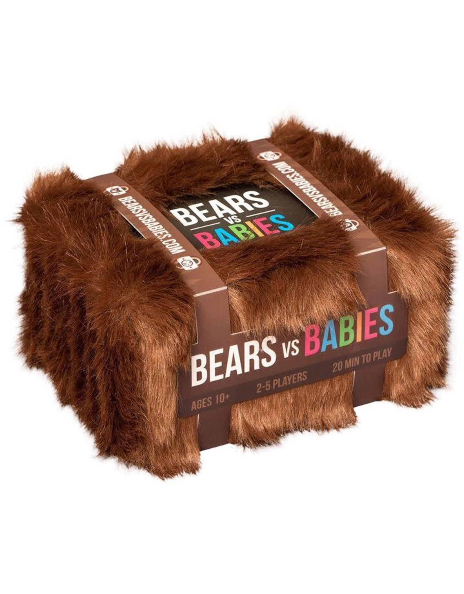 Bear Food LLC Bears vs Babies
