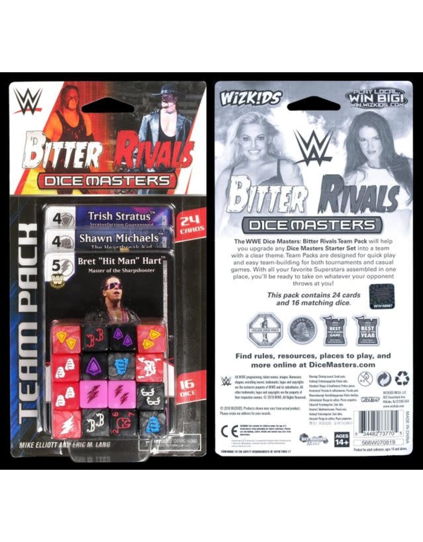 WizKids WWE Dice Masters: Bitter Rivals Team Pack