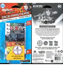 WizKids DC Dice Masters: Harley Quinn Team Pack