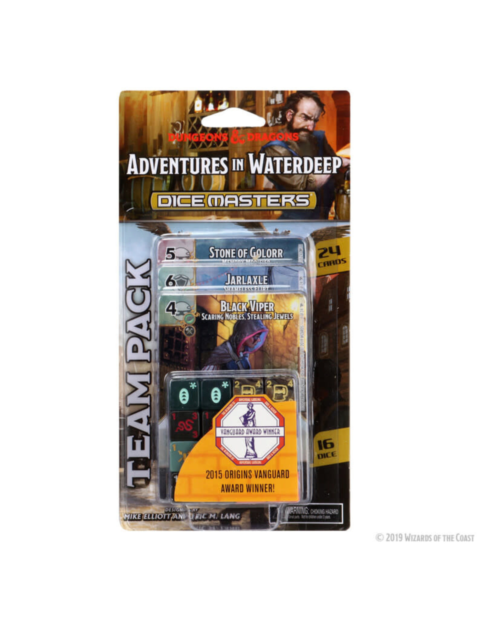 WizKids Dice Masters: Adventures in Waterdeep Team Pack