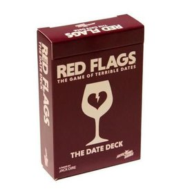 Skybound Games Red Flags: Date Deck